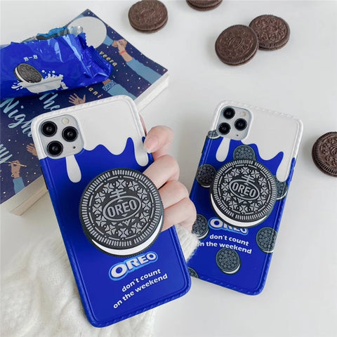 Oreo Inspired iPhone Case