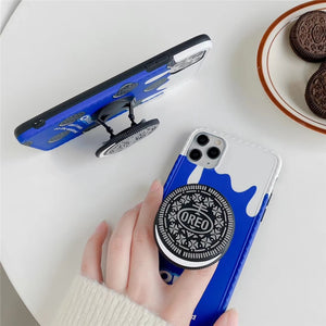 Dilish- Oreo cookie Inspired iPhone Case