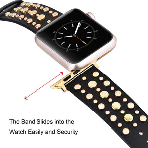 RIVETIE- Apple Watch Replacement Band