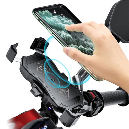 Motorcycle/Bicycle Phone/GPS Mount