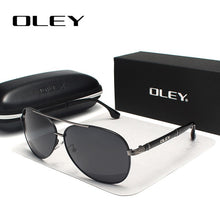 Load image into Gallery viewer, Oley Polarized Sunglasses for Men