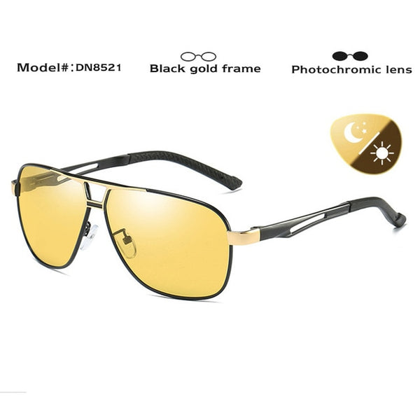 Polarized Photochromic Sunglasses For Men and women