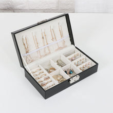 Load image into Gallery viewer, Exquisite Travel Jewelry Box
