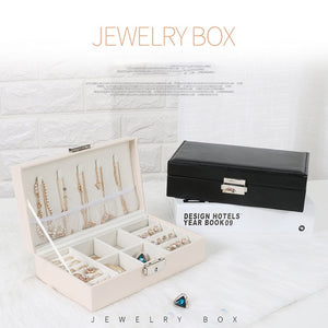 Exquisite Travel Jewelry Box