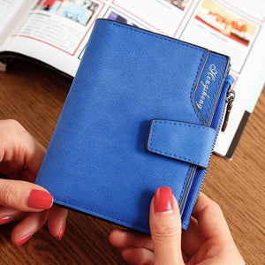 Women PU Leather wallet