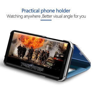 Samsung Galaxy Smart Mirror Flip case