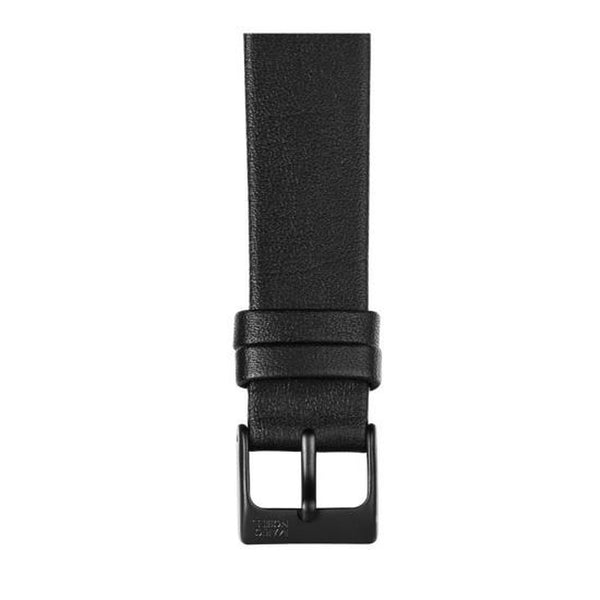VOLARE Black Strap with Black Buckle 36MM