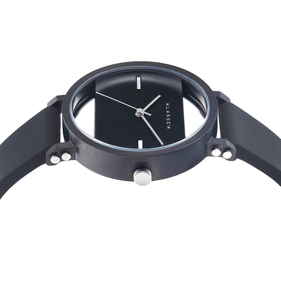 Imperfect Square Black 32MM
