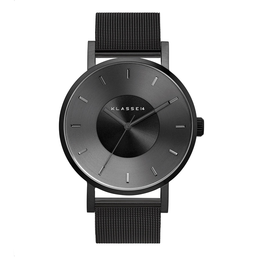 VOLARE CLASSIC Dark/Black Metal 42MM