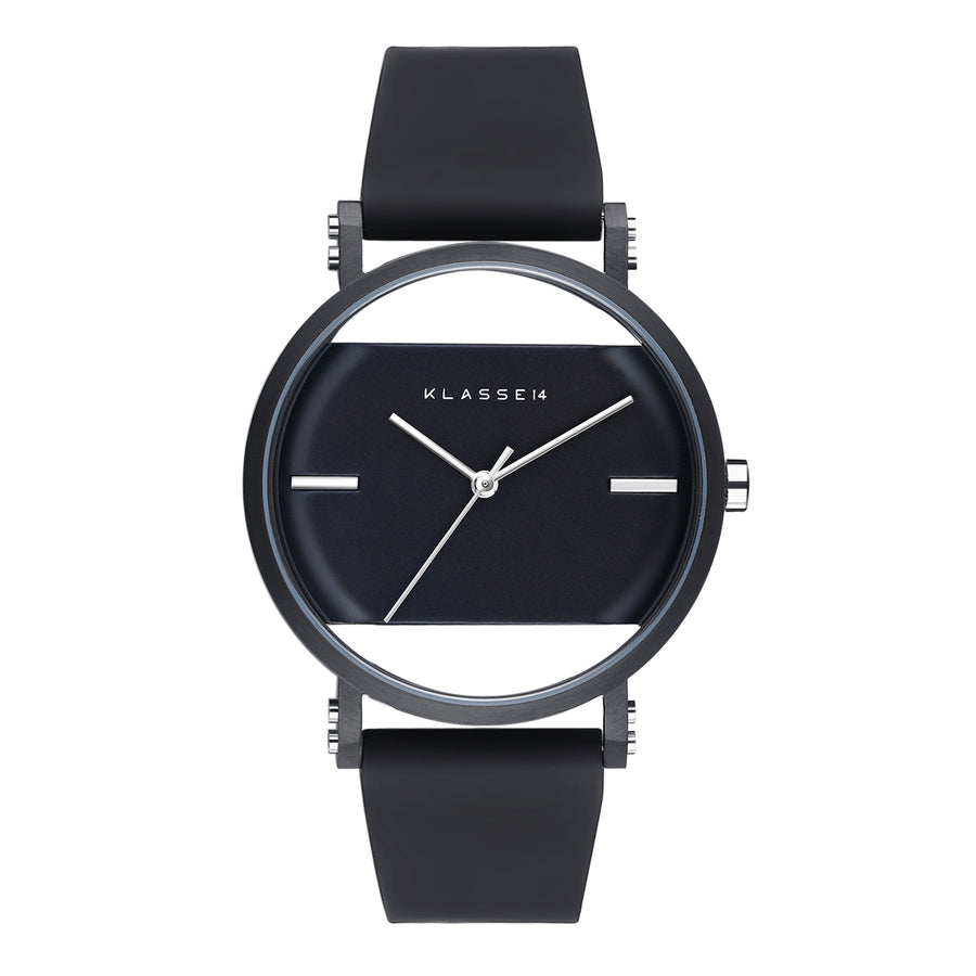 Imperfect Square Black 40MM