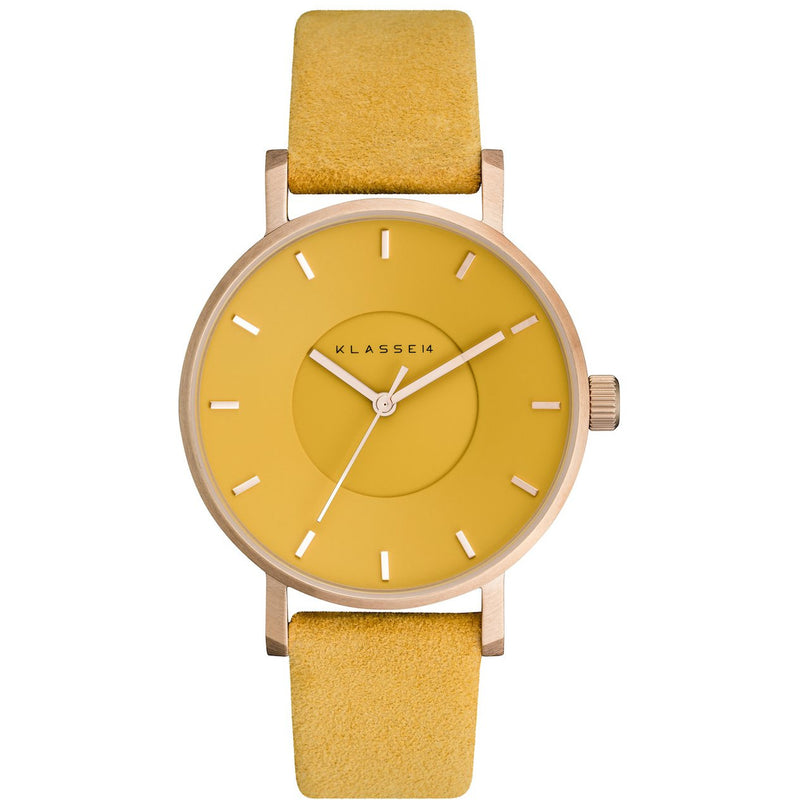 Womens luxury quartz analog watch