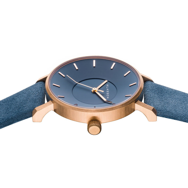 MISS VOLARE Adriatic Blue 36MM