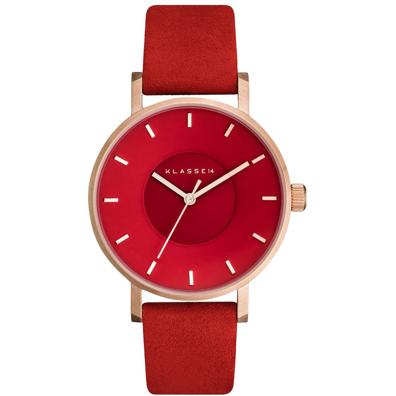 MISS VOLARE Coral 36MM
