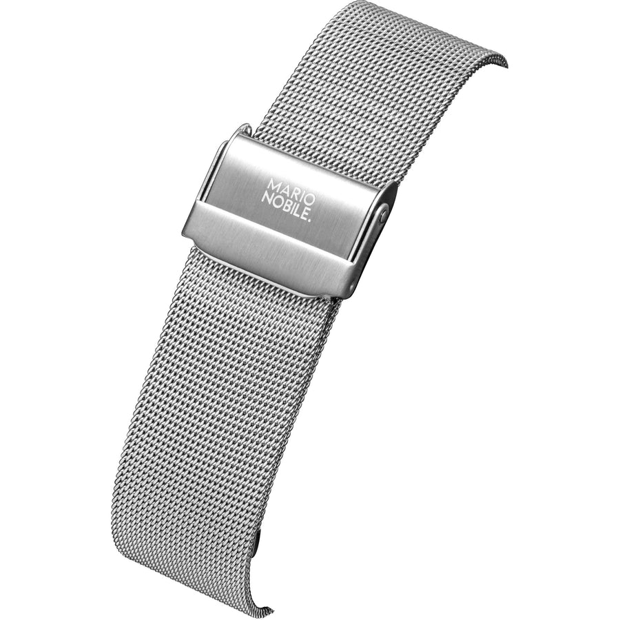 Disco Volante Silver Mesh 40MM (Automatic)