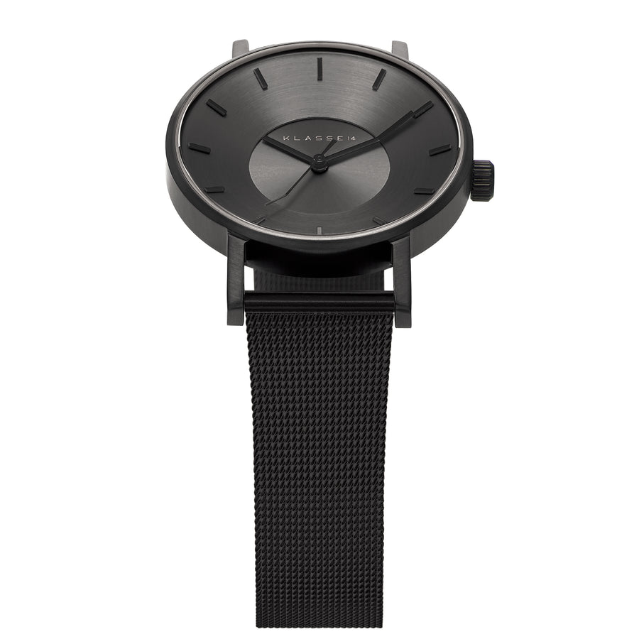 VOLARE CLASSIC Dark/Black Metal 36MM