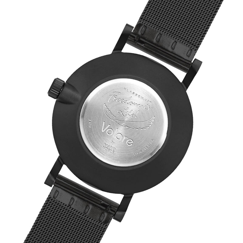 VOLARE CLASSIC Dark/Black Metal 36MM/42MM