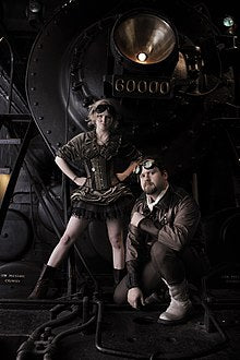 What is Steam Punk ?