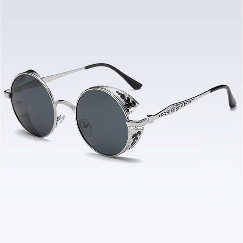 Vintage Polarized SteamPunk Glasses