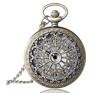Antique Steampunk Pocket Watch-The Steampunk Cave
