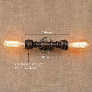 Industrial Steam Punk Lighting – 4 Designs-The Steampunk Cave