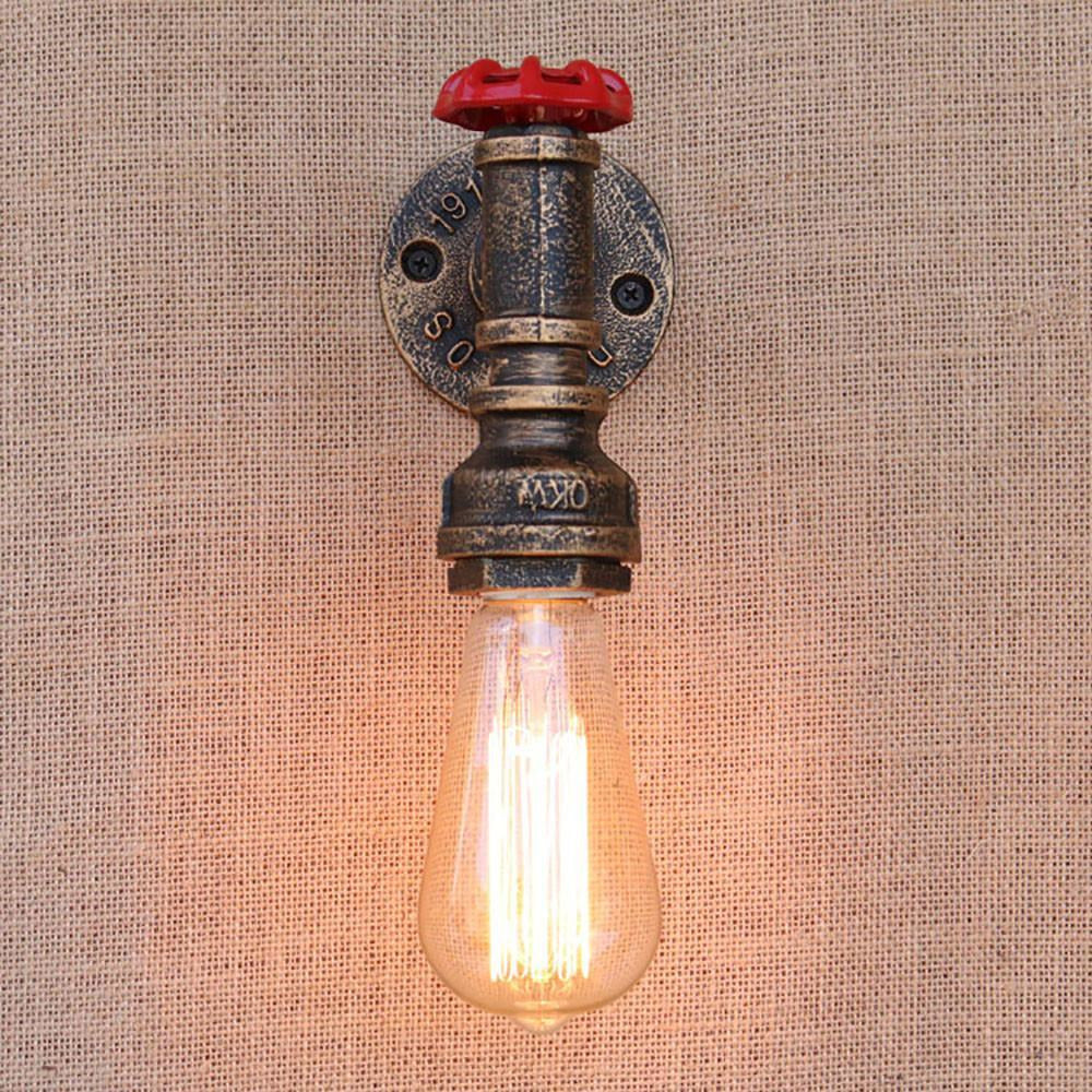 Industrial Steam Punk Lighting – 5 Designs-The Steampunk Cave