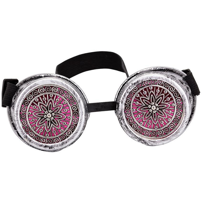 Kaleidoscope Goggles-The Steampunk Cave