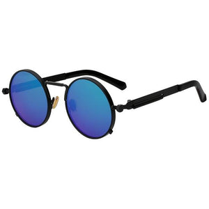 Circle Retro Sunglasses - 11 Color Variants