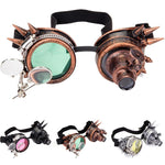 Steampunk Goggles - 3 Designs