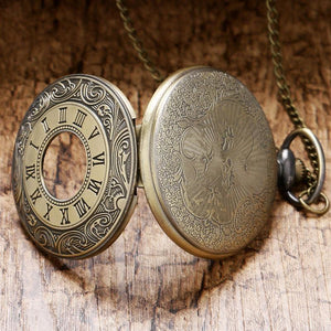 Vintage Pocket Watch-The Steampunk Cave