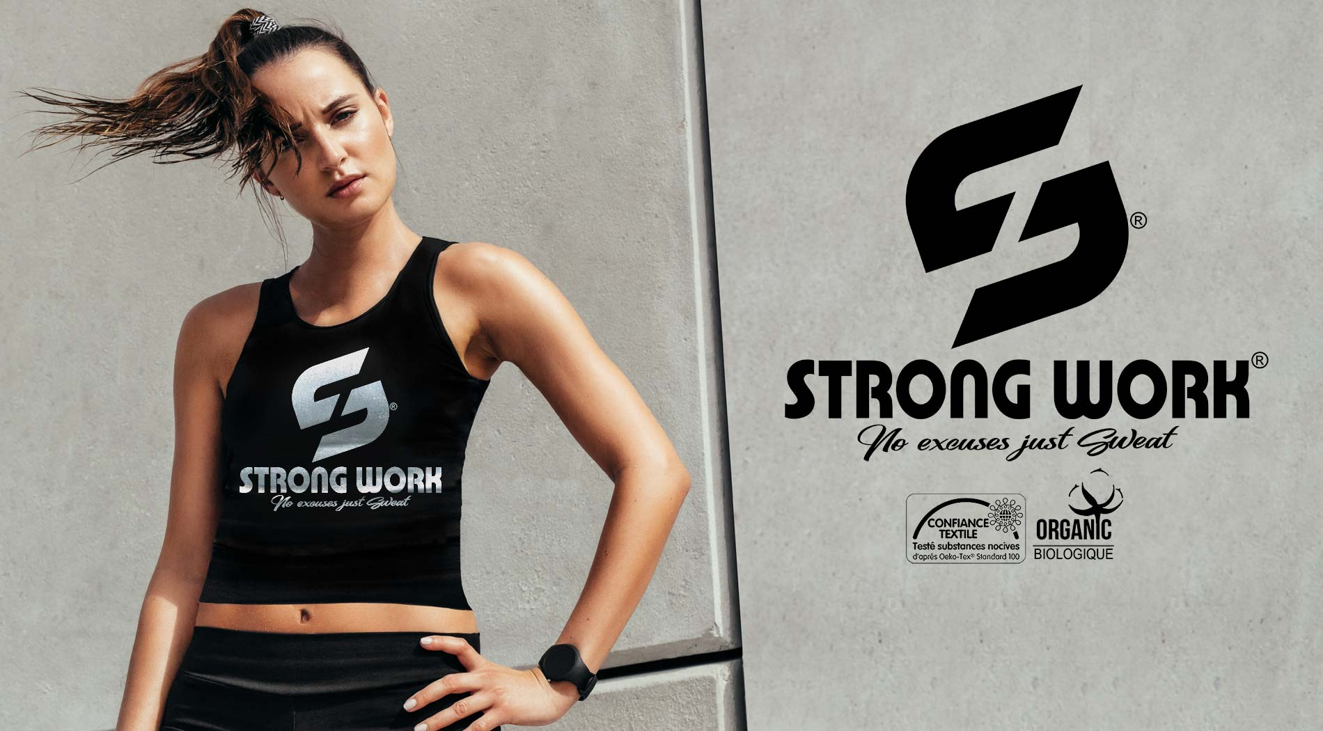 DEBARDEURS FEMME STRONG WORK ORIGINALS