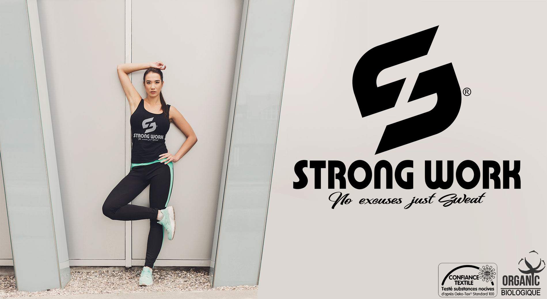 COLLECTION FEMME STRONG WORK ORIGINALS