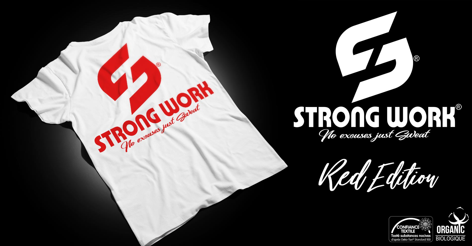 STRONG WORK ORIGINALS RED EDITION POUR FEMME - SPORTSWEAR