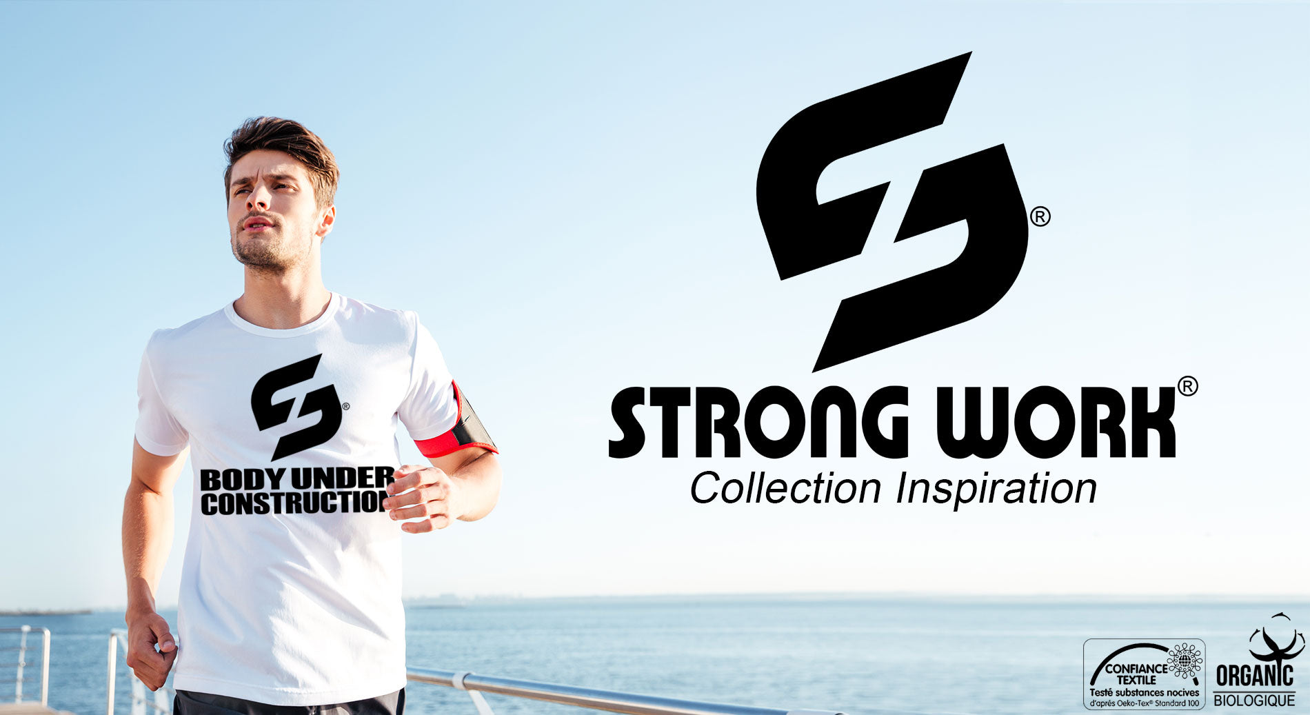 Collection Homme Strong Work Inspiration