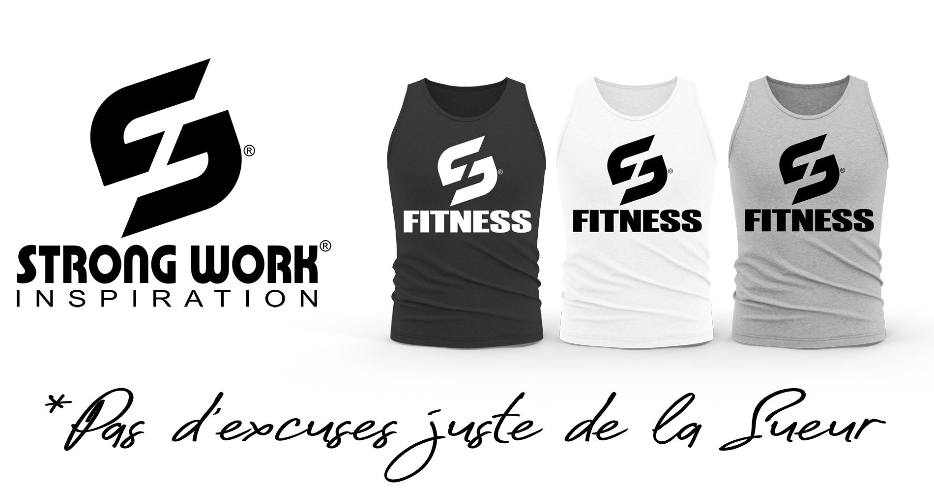 DEBARDEUR BIO STRONG WORK FITNESS