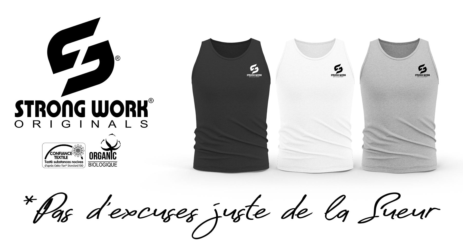 Débardeur strong Work Classic Collection originals