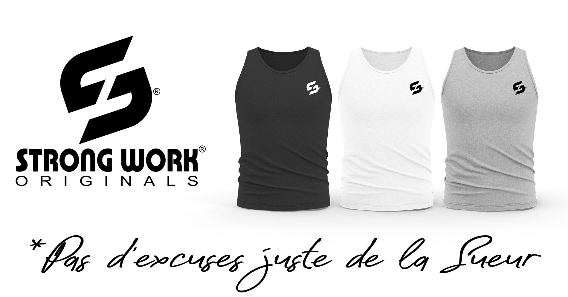 Débardeur Strong Work New classic