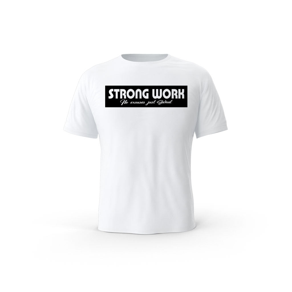 T-SHIRT-COTON-BIO-STRONG-WORK-ORIGIN-BLANC-HOMME