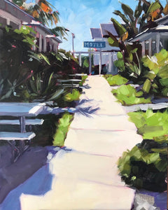 Carpinteria Motel - 8x10