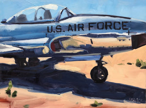 Lockheed T-33A Shooting Star - 6x8