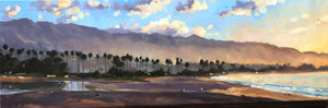 Sunrise on Cabrillo - 12x36