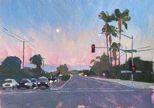 South San Marcos Road - 5x7