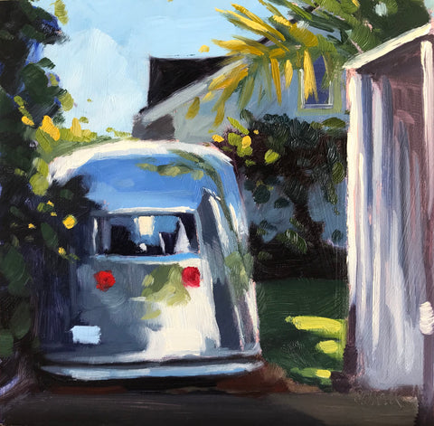 Airstream Backside - 6x6