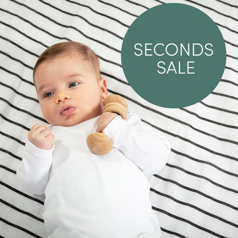 SECONDS SALE