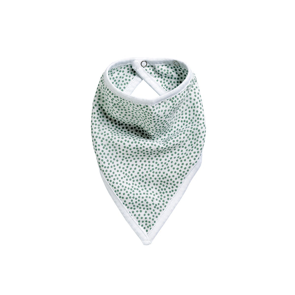 Bandana Bib - Speckles | Sea Foam