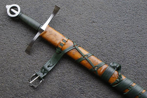 VA-108 Craftsmen Series - Irish Ring Arming Sword