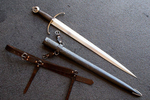 VA-110-Special Edition - The Monarch Medieval Arming Sword