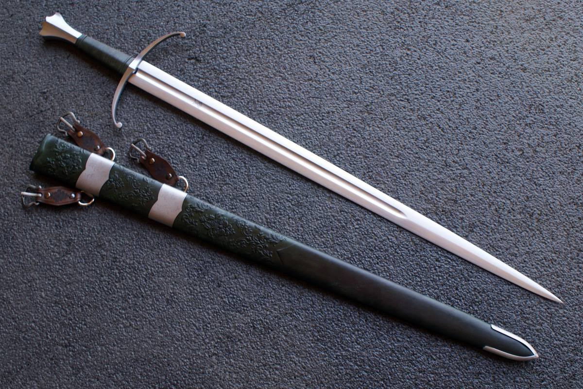 VA-141-Craftsman Series - The Brighton Medieval Arming Sword