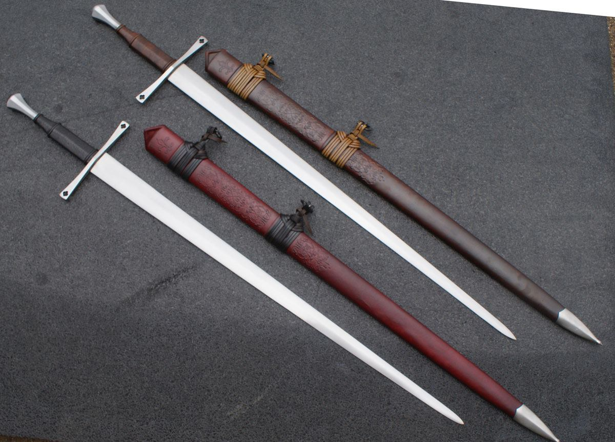 VA-154-Craftsman Series - The Marseille Medieval Long Sword