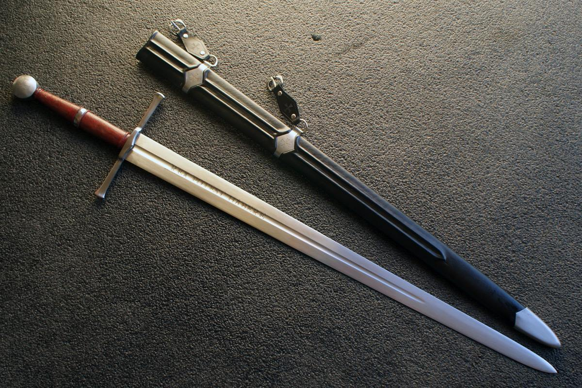 VA-178-Craftsman Series - The Austrian Medieval War Sword