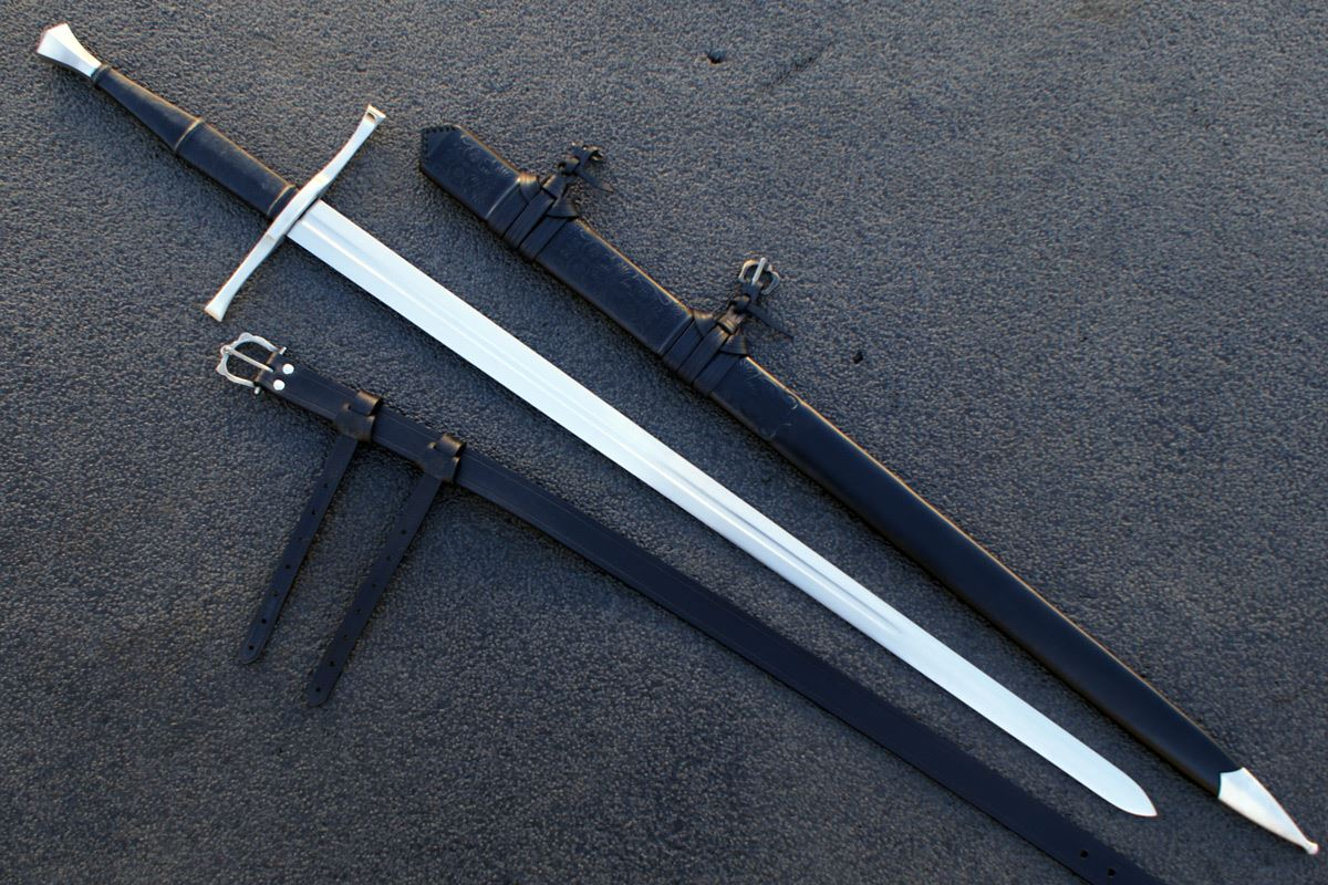 VA-182-Craftsmans Series - The Rhinelander Medieval Long Sword